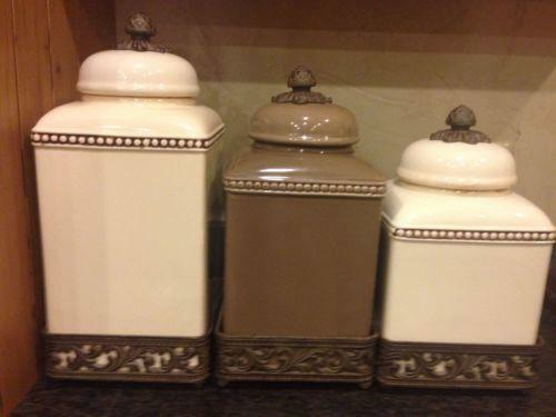 GG Collection Canisters | eBay
