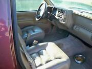 Silverado Leather Seats