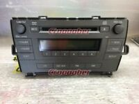 Toyota T4 or Prius CD radio 86120-47530