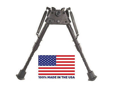 Hbrms Harris Bipod   Extends From 6  To 9    Notched Legs   Swivels  Tilts