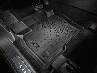 Genuine Lincoln All Weather Floor Liner Floor Mat Set   Lincoln MKX 2016 2018