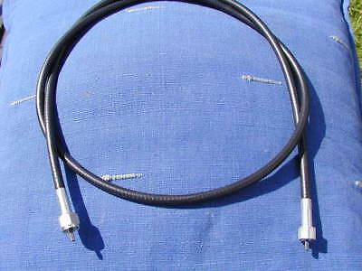 SPEEDOMETER CABLE NORTON P11A BSA A65 A50 B44 TRIUMPH TR6 T120 T140 TR
