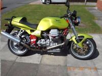 A modern classic- Moto Guzzi Sport 11oo injection- MINT condition, REDUCED!