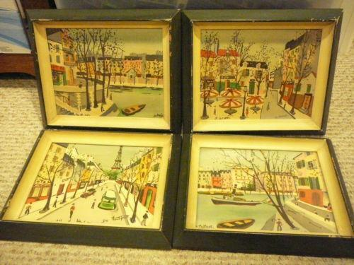 De Montfort Art Ebay