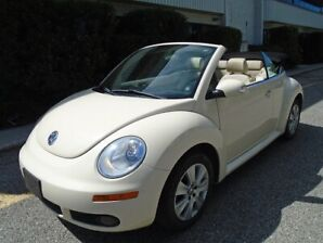 2009 Volkswagen New Beetle Comfortline Coupe (2 door)