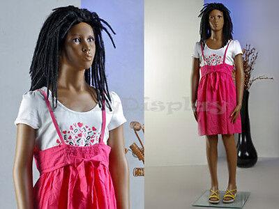 Child Fiberglass Mannequin Dress Form Display Mz-sk06