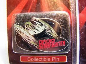 MINT IN PACKAGE STAR WARS COLLECTOR PIN
