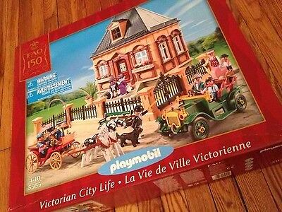Playmobil Fao Schwarz 150th Anniversary Victorian City Dollhouse 5955 Worldwide