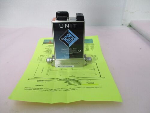 UNIT MFC UFC-1661, O2, 3000 SCCM (Calibrated). 421856