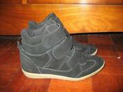 Wedge Hi Tops