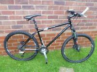 """Genesis Ridgeback Altitude 00 - 27 speed Hardtail Mountain Bike -17.5"""" / 45cm"""