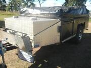 Off Road camper Trailers