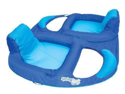 Swimways Spring Float Recliner Ebay