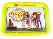 Coca Cola Tray Mint