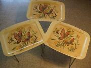 Vintage TV Trays