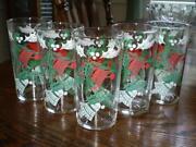 Vintage Christmas Glassware