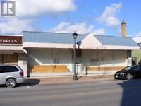 1200++ sq ft> retail/commercial/office> downtown Kincardine