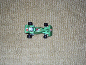 TINTOYS FAST SPEED WHEELS, LOTUS GREEN F1 RACE CAR, DIECAST