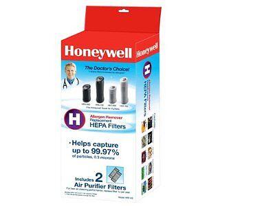Honeywell True HEPA Replacement Filter H, 2 ea