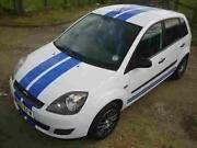 Ford Fiesta Diesel Car