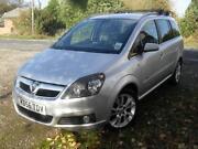Vauxhall Zafira 1.7 Cdti