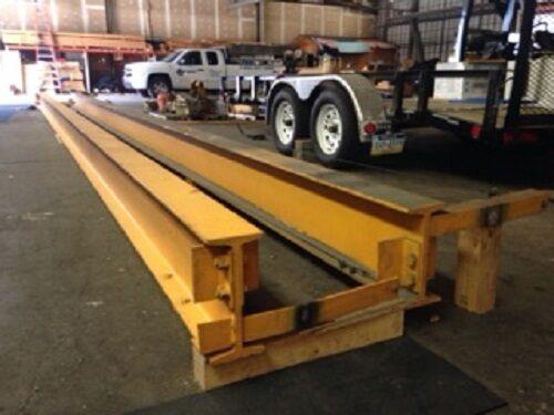 NYS US 1 Ton Crane Beam 37
