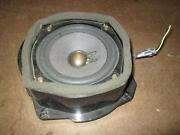 Cadillac Bose Speakers