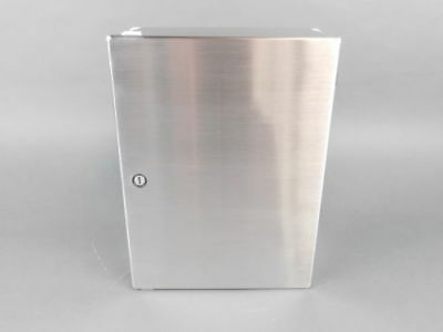 Hoffman 230x310x155mm Wall-mount Stainless Steel Enclosure Lhc233116ss - New...