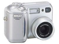 Nikon Camera Coolpix 4300