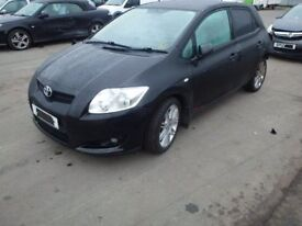 TOYOTA AURIS 2006 to 2009 DIESEL 1.4 L BREAKING FOR PARTS