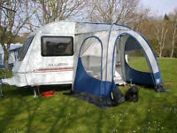 Sunncamp Scenic Plus Porch Awning Caravan