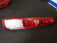 Nissan X-trail Sport 2.0 16v O/S Drivers light TAILLIGHT Driver rigth hand side