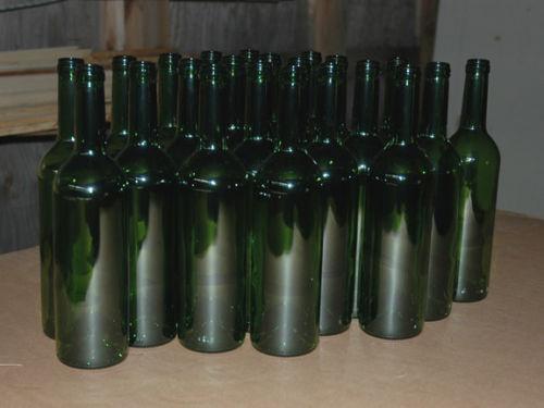 Empty wine bottles ebay for Empty wine bottles