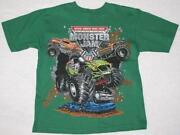 Monster Jam Shirt