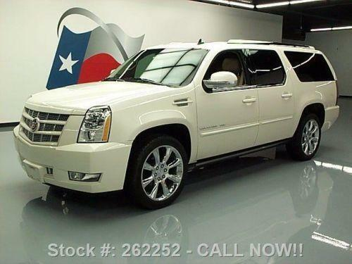 2012 Cadillac Escalade Platinum For Sale >> Cadillac Escalade ESV | eBay