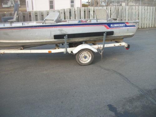 Aluminum Fishing Boats Ebay
