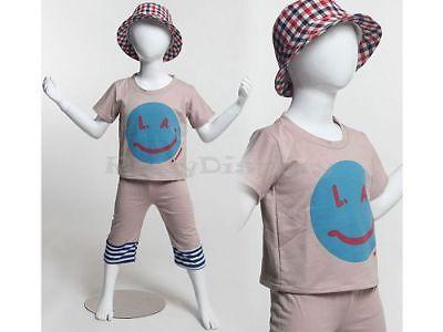 Egghead Little Child Mannequin Dress Form Display Mz-cd3