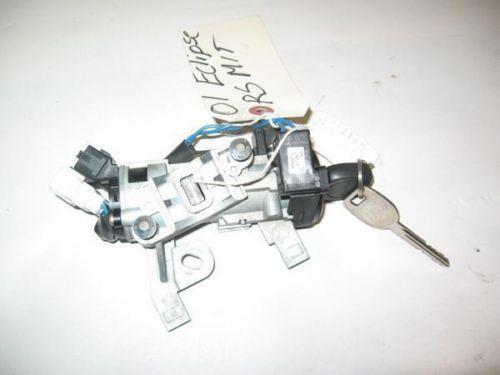on 2001 Dodge Ignition Key Switch