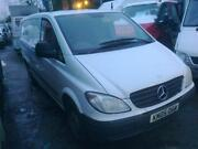 Mercedes Vito Breaking