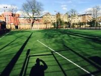 """FOOTBALL PLAYER needed for """"occasional games"""". 7aside Astro, Islington TUESDAYS, kick-off 6pm"""