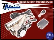 Audi RS6 Auspuff