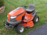 Wanted : ride on mower