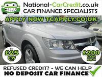 Dodge Journey 2.0 CRD - BAD CREDIT FINANCE
