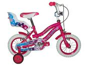 12 Pink Girls Bike