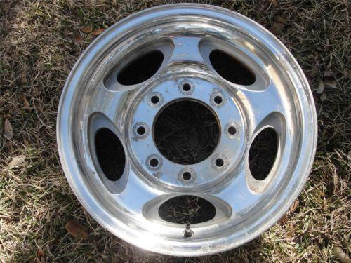 Used Ford F350 Dually Wheels >> Ford F350 OEM Rims | eBay