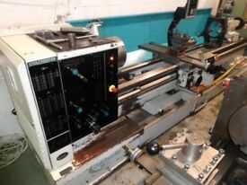 COLCHESTER MASTIFF VS 1800 GAP BED CENTRE LATHE