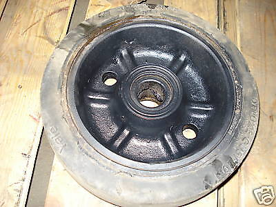 Yale Forklift Steer Wheel 016018600 A Quality 16018600