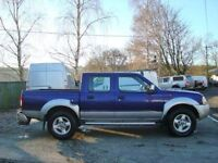 2003 Nissan Navara D22 Pick up