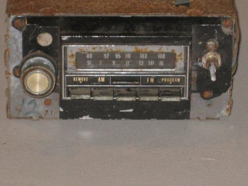 Oldsmobile 8 Track Ebayrhebay: 8 Track Radio 1979 Pontiac At Elf-jo.com