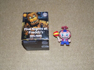 FUNKO, BALLOON BOY, MYSTERY MINIS, FIVE NIGHTS AT FREDDY'S